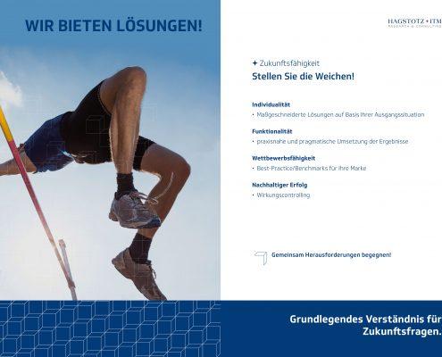 JSKB || Jürgen Schart Kommunikationsberatung: Referenzen Hagstotz ITM, Neues Corporate Design, Adaption Imagebroschüre
