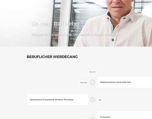 JSKB-Referenzen: Dr. med. Ralf Heber Gynäkologie & Onkologie