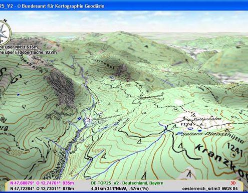 JSKB Referenzen: Quovadis GPS GmbH Navigation und Tourenplanung